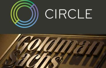 Circle and GoldmanSachs